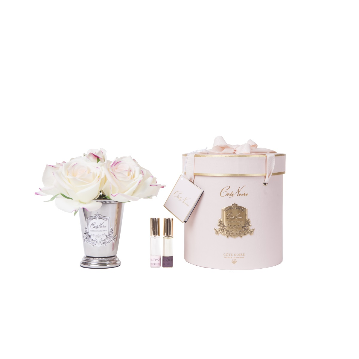 COTE NOIRE מפיץ ריח SEVEN ROSE BOUQUET PINK BLUSH - -
